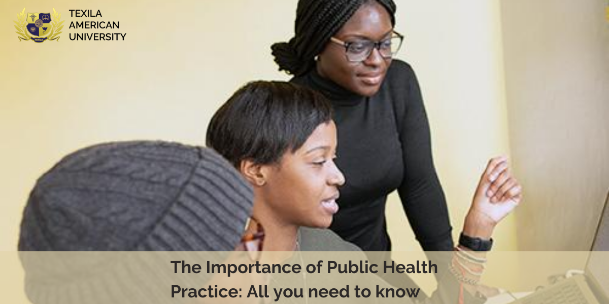 The Importance of Public Health Practice All you need to know