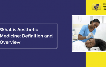 Aesthetic Medicine Definition and Overview