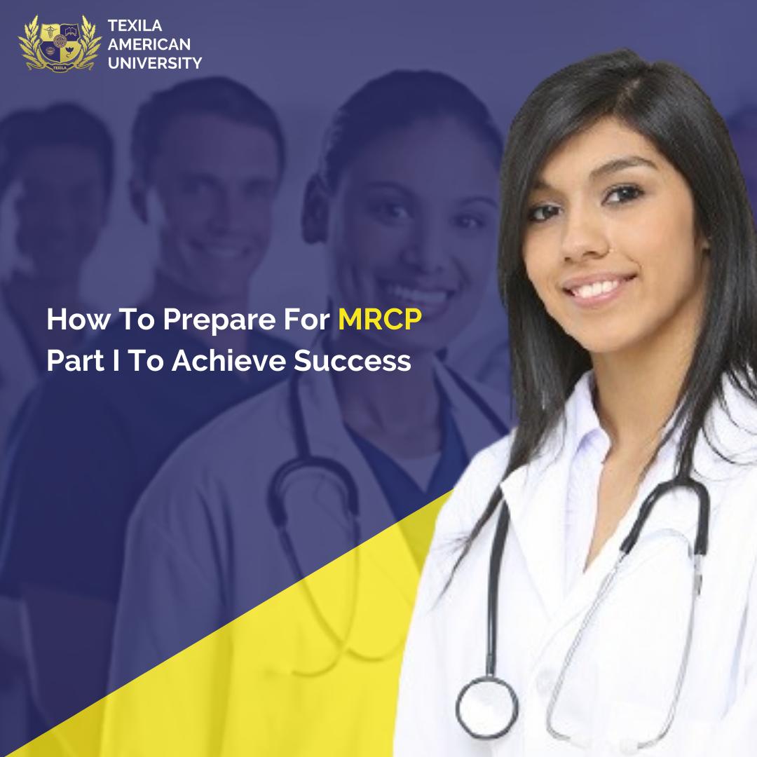 MRCP Part I preparation