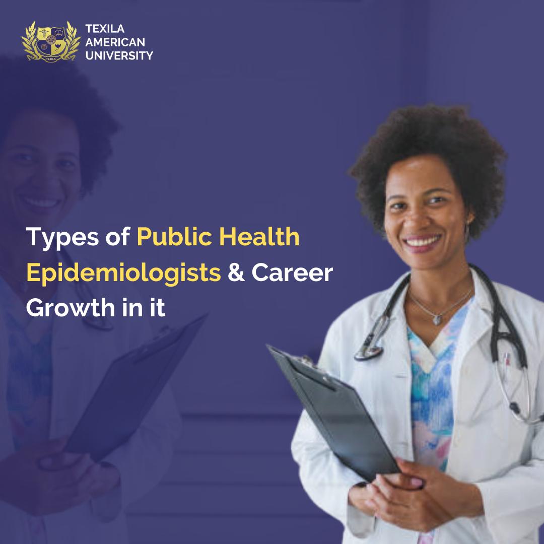 Public Health Epidemiologists
