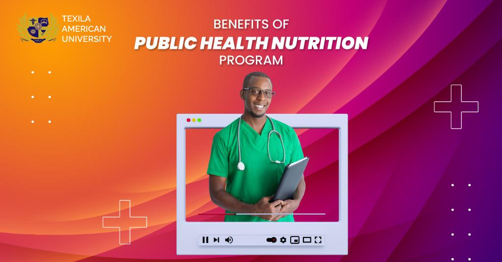 Certificate in Public Health Nutrition